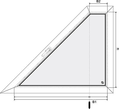 plissee messanleitung. Black Bedroom Furniture Sets. Home Design Ideas